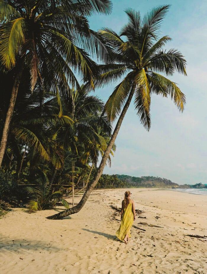 Beach, Ko Phra Thong, Thailand