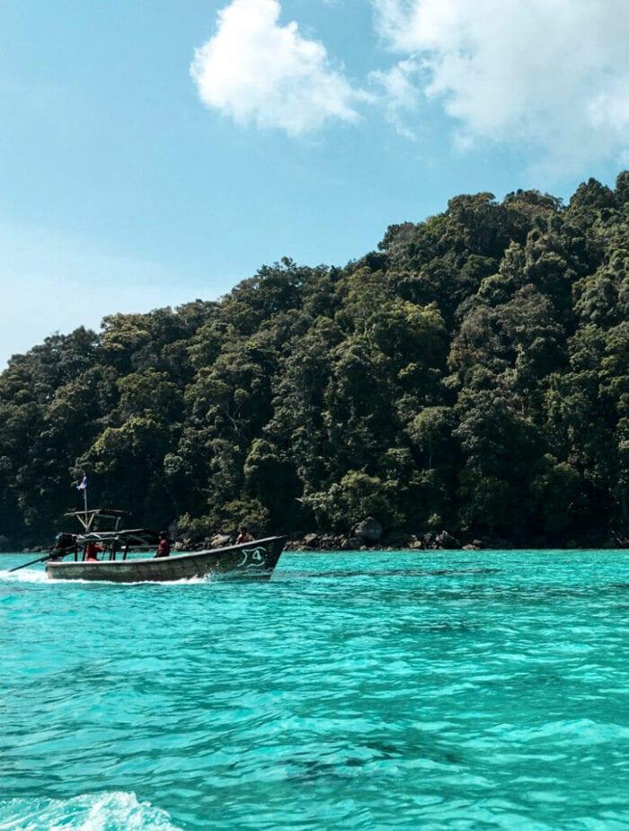 Fishing trips, Thailand
