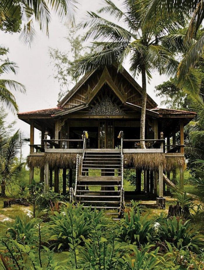 Jungle villa, BABA ecolodge
